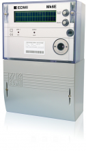 EDMI Mk6 Pattern Approved Three Phase Revenue Meter