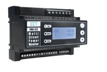 PMC-512A AC Multi-Circuit Power Monitor