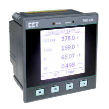 PMC 53A BACnet Compatible Multifunction Meter
