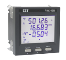 Three Phase Multifunction Energy Meter-PMC-43M
